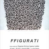 大山エンリコイサム 新作展 『FFIGURATI』