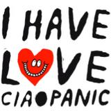 Ciaopanic × GASBOOK コラボレーション「I HAVE LOVE 」