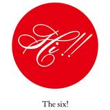 本日10日から、『The Six!』