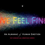 世界中の感情が集まった本【We Feel Fine: An Almanac of Human Emotion】 by Jonathan Harris and Sep Kamvar