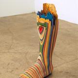 ユーズドスケートボードを素材に作品制作を行うアーティストHARVEST、『haroshi』として初のエキシビジョン開催