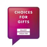これまでのGALLERY SPEAK FORでの展示のベストチョイス展、「CHOICES FOR GIFTS」が4月15日から開催。