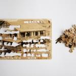 飯田竜太 個展『折り目と輪郭』が京都のSferaExhibitionにて開催中