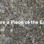 JAXAの地球観測衛星「だいち」が記録した画像データを使ったプロダクトやアートを開発するプロジェクト『Share a Piece of the Earth』、展覧会開催記念のトークイベントも