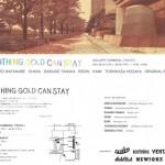 アーティストoriginalstyleが、日本のスケートシーンを創って来た世代のスケーター/アーティストとコラボレーション ESOWやKAMIらが参加 | 「NOTHING GOLD CAN STAY」