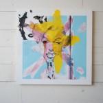 "LAストリートアートで感じる""EYECON(目)/ COLOR(色)/ REVOLUTION(革命的変化)"" ローランド・ベリーによる個展 が8月26日よりDIESEL ART GALLERYで開催"