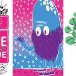 ルミネ新宿店のアートイベント「ルミネ・ミーツ・アート」にて、期間限定アートブックショップ「Megane Zine Shop」オープン
