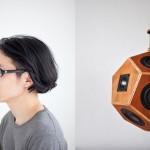 サウンド・アーティストevala、新鋭スピーカー工房sonihouseとコラボし、日本科学未来館の企画展をサウンドデザイン