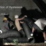 変容するフィールドを定期的に探検するアーティストユニットhyslomによる映像上映会、京都Social Kitchen にて開催