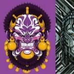 和洋折衷のコラボレーション – アレックス・ゴードと渋谷忠臣によるコラボ展 11月30日〜12月3日 みどり荘ギャラリーにて開催