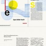 30年にわたり活版印刷による本を制作するロマノ・ヘニによる展覧会「Typo Picture Book and more …」print gallery にて開催