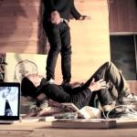 筋肉とインテリジェンスとユーモアを持ち合わせ激突 – 台所音楽「堀尾寛太×contact Gonzo 再び!」3月1日京都 Social Kitchenにて開催