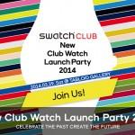 Swatchの新作クラブウォッチ発売を記念したパーティ 3月29日開催 – アーティスト・Houxo Queや、空間デザイナー・Kiichiro Adachiも登場