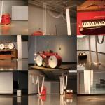 美術家・毛利悠子の空間把握を実測し、数値化する試み「感覚の観測《I/O ─ ある作曲家の部屋》の場合」10月15日より、アサヒ・アートスクエアにて開催